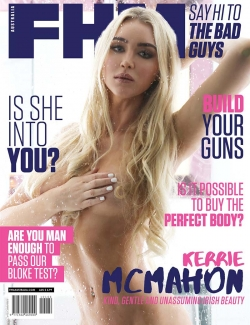 FHM June 18 Cover Aus