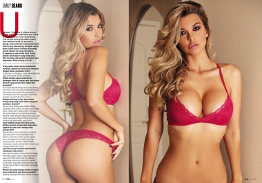 Emily Sears FHM Indonesia-2